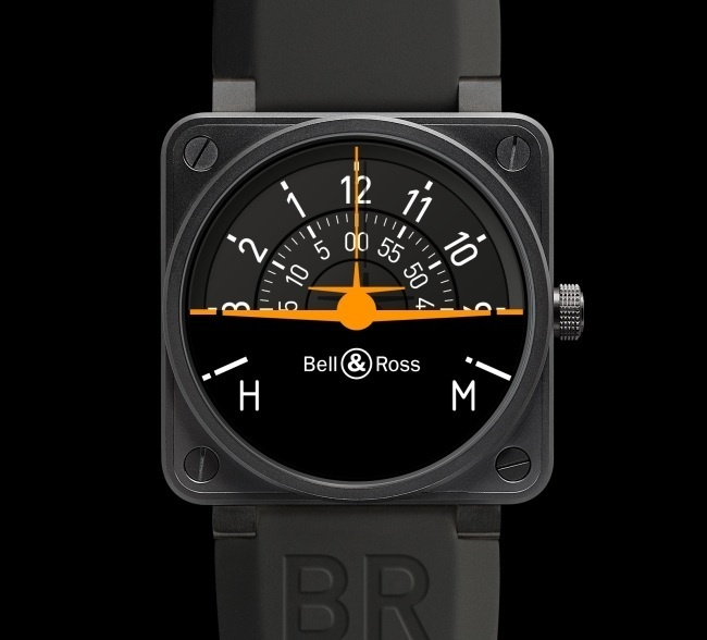 Bell & Ross Only Watch 2013 : coffret de six montres uniques