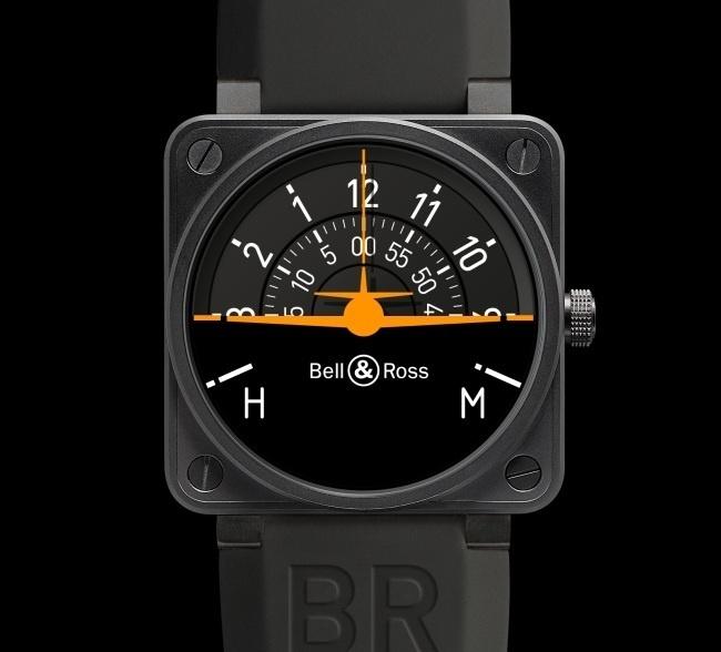 Bell & Ross Only Watch 2013 : coffret de six montres uniques