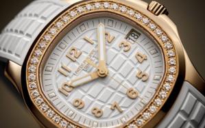 Patek Philippe : une nouvelle Aquanaut Luce en or rose avec calibre automatique