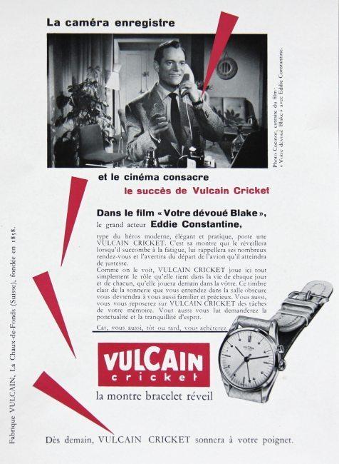 Votre dévoué Blake, Vulcain