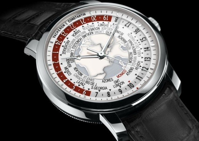 Vacheron Constantin Patrimony Traditionnelle Heures du Monde Only Watch 2013