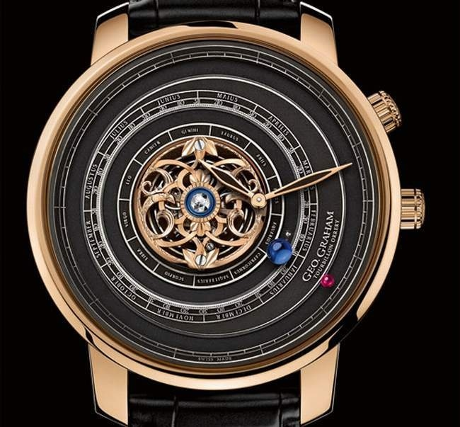 Graham Tourbillon Orrery 1713-2013