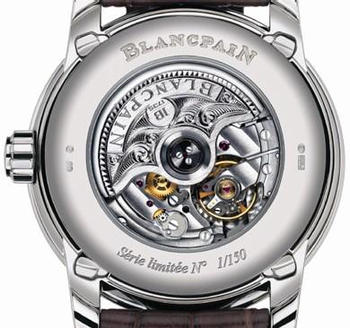 Brassus Quantième perpétuel GMT de chez Blancpain Réf. 4277-3446-55B