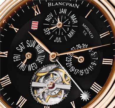 Equation Marchante M.Y.S. de Blancpain