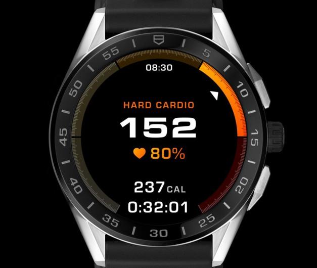 TAG Heuer Connected offre de nouvelles fonctions pour les nageurs et les coureurs