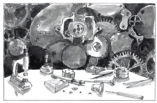 Cartier : l'art horloger