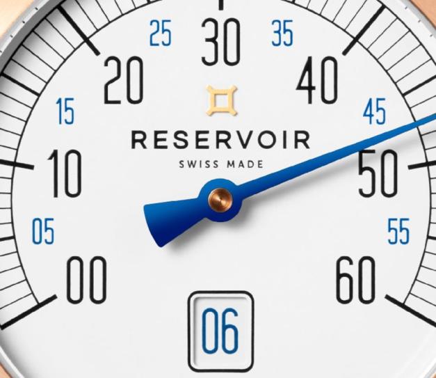 Les 10 Reservoir Tiefenmesser Bronze Maxime Sorel en vente exclusive chez Royal Quartz