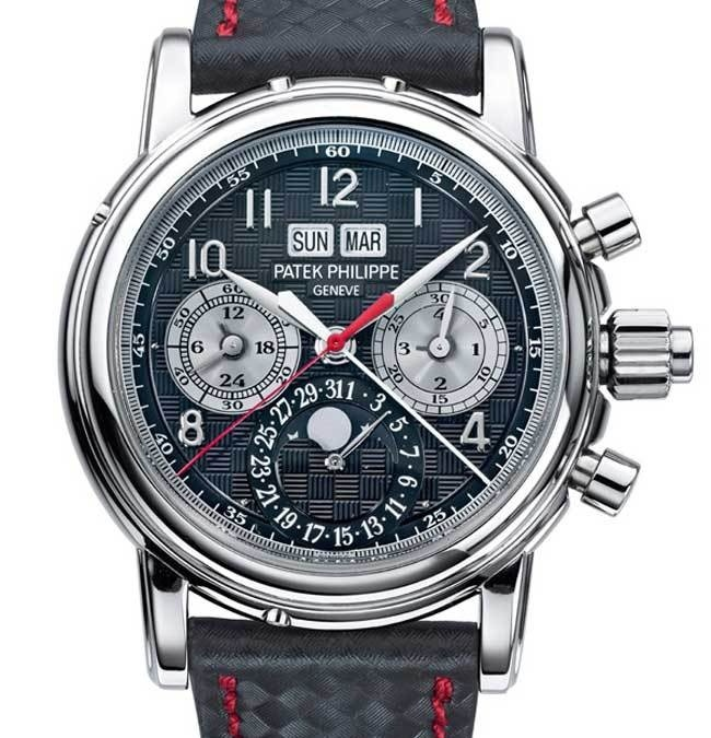 Patek Phiippe Only Watch 2013 réf 5004