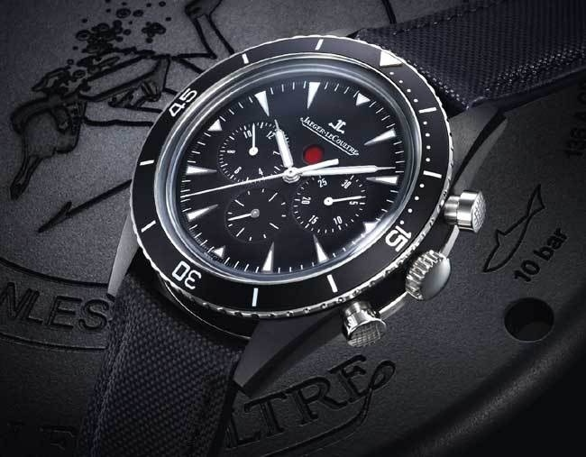 Jaeger-LeCoultre Tides of Time 2013