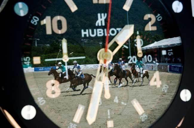 Hublot : partenaire officiel du Polo Cup Ascona 2013
