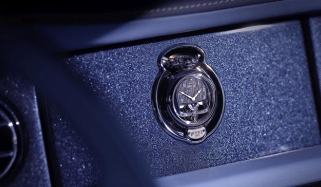 Bovet : la montre et la Rolls-Royce Boat Tail