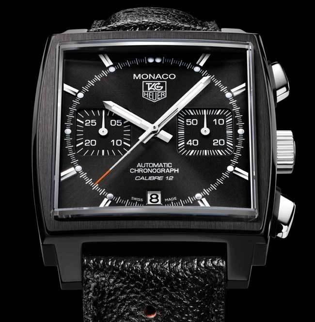 TAG Heuer Chronographe Monaco Calibre 12 ACM