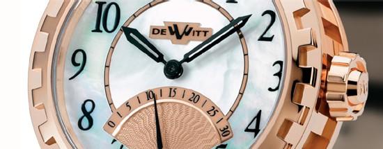 DeWitt ou comment cette jeune manufacture est entrée dans le monde de la Haute Horlogerie en quelques années…