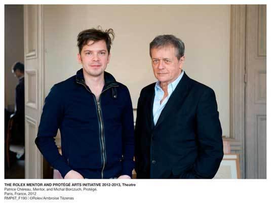 The Rolex Mentor and Protégé Arts Initiative : sept jeunes talents présentent leurs oeuvres à Venise en octobre prochain
