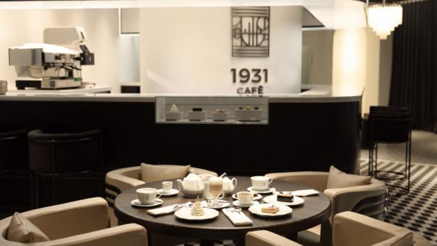 Automne 2021 : Jaeger-LeCoultre ouvre le 1931 Café à Paris