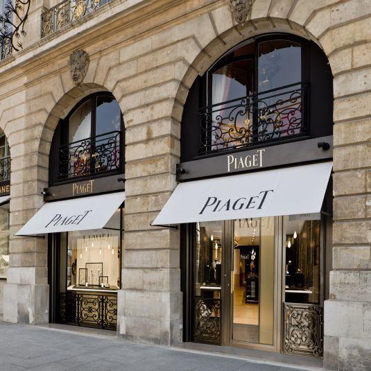 Piaget place Vendôme Paris