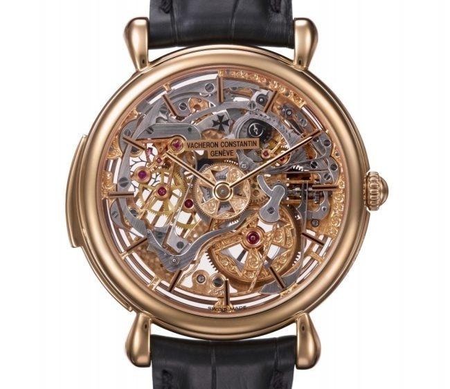 The Sound of Time : exposition horlogère Vacheron Constantin à Hong Kong