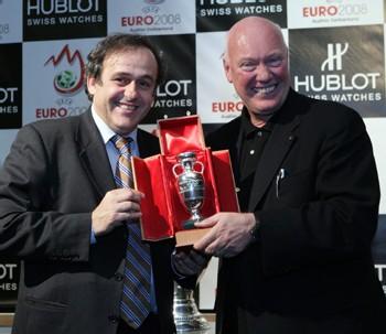 Hublot chronométreur de l'EURO 2008™