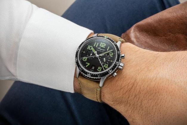 Breguet Type XXI 3815 titane