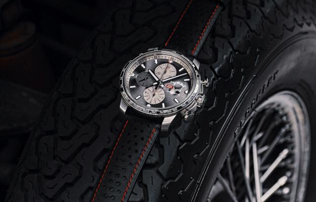 Chopard Mille Miglia Race Editon pour 2021 ©Adam Fussell