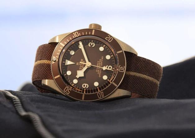Tudor Black Bay Fifty-Eight Bronze