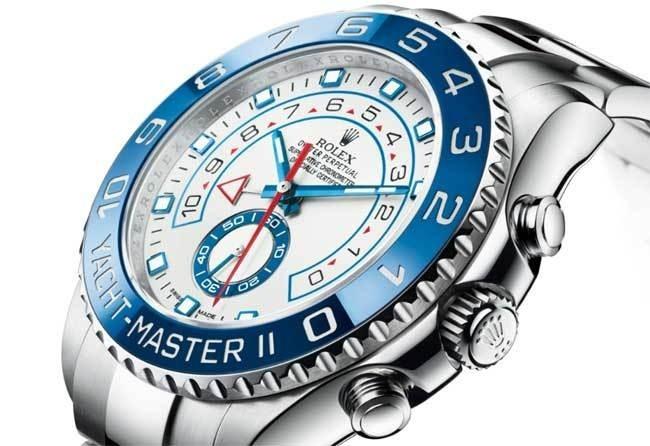 Rolex Yacht-Master II acier