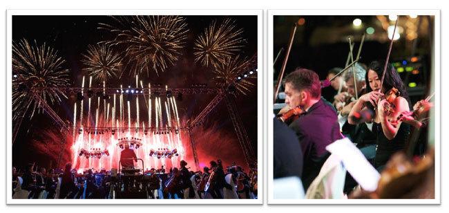 Baume & Mercier lance un concours Jeunes Talents à pour le festival « Un Violon sur le Sable »