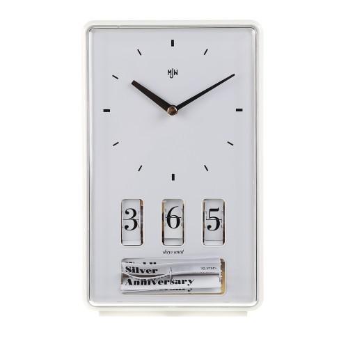 Mister jones wedding anniversary clock compte rebours de votre anniversaire de mariage - Compte a rebours mariage ...