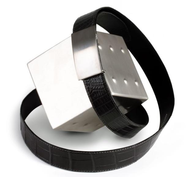 ABP Concept : des ceintures en alligator dans l'entrée de gamme