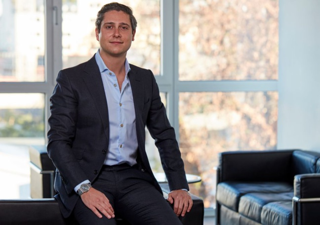 Philipp Man, PDG de Chronext