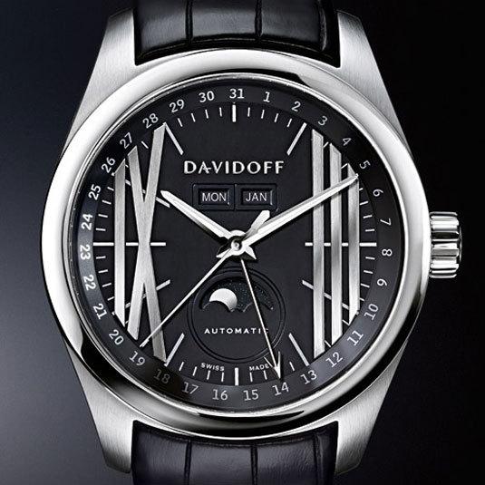 Davidoff Velocity Gent Automatic Moonphase