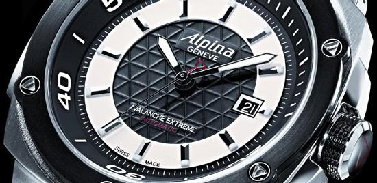 Avalanche Extrême de chez Alpina devient automatique