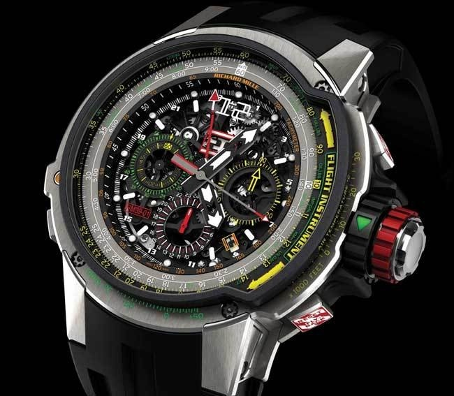 Richard Mille RM 39-01 Automatique Aviation E6-B : ultra-technique