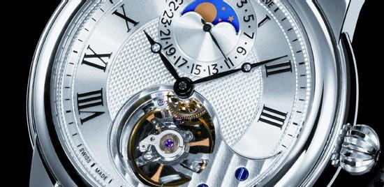 FC-935 Heart Beat de Frédérique Constant avec phase de lune et date : pour les passionnés d'horlogerie et d'astronomie