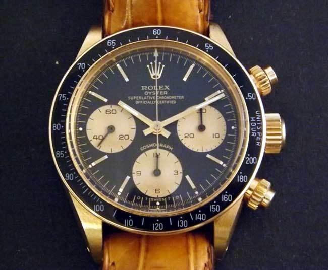Rolex 6265 de 1985, jamais polie.