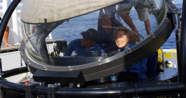 """Rolex : un nouveau """"Hope Spot"""" aux Açores pour protéger l'écosystème sous-marin"""