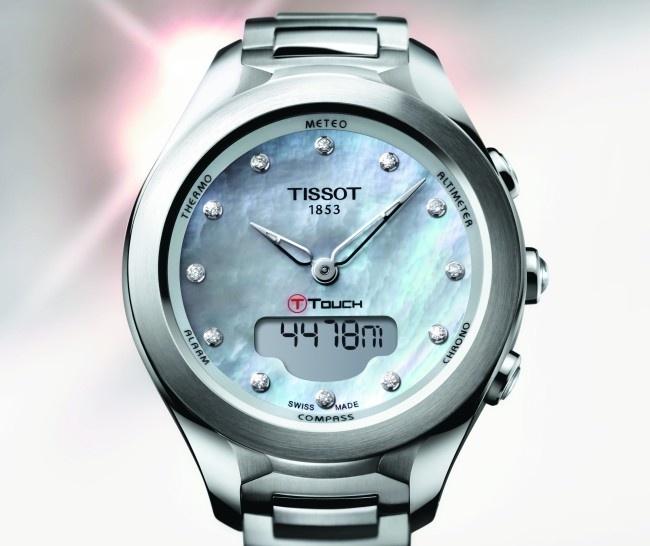Tissot T-Touch Solar Lady