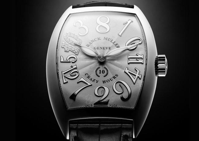 Crazy Hours Franck Muller 10ème anniversaire