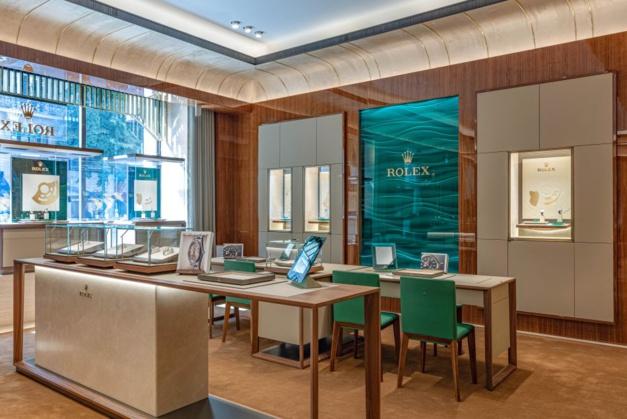 Rolex : ouverture d'un espace au sein de la nouvelle boutique Godechot Pauliet à Paris