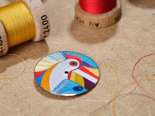 Hermès Arceau Toucan de Paradis : un somptueux cadran et deux métiers d'art