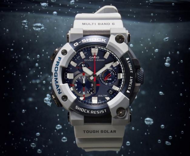 G-Shock : une nouvelle collab' avec l'armée britannique (Royal Navy)