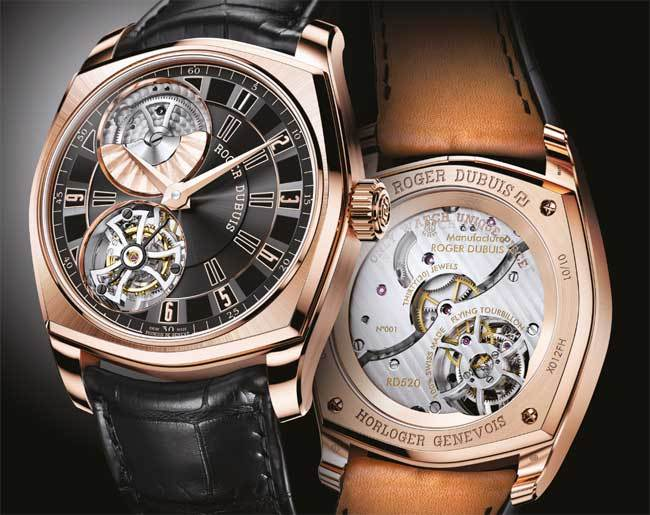 Roger Dubuis Monégasque Only Watch 2013