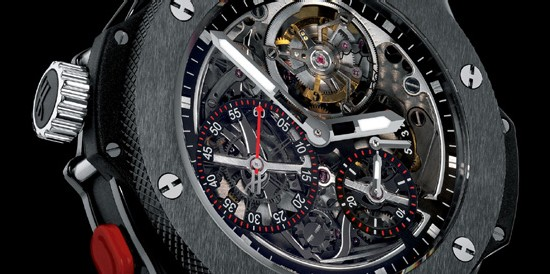 Bigger Bang « Drive » d'Hublot