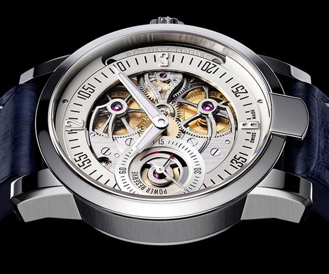 Armin Strom One Week Skeleton Water Only Watch 2013
