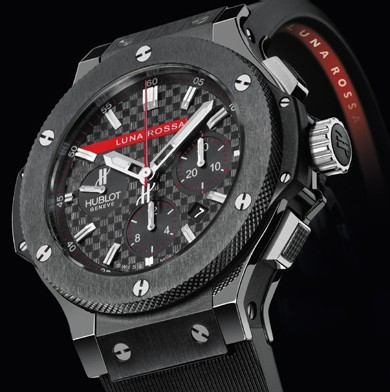 big bang luna rossa hublot s embarque dans l america s cup. Black Bedroom Furniture Sets. Home Design Ideas