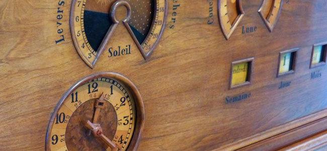Besançon : atelier « Les doigts dans l'engrenage » au Musée du Temps