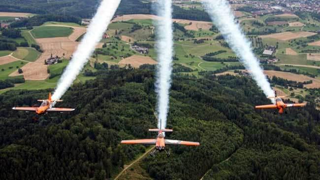 Hamilton Swiss National Aerobatics Championship