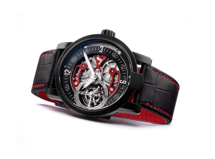 Armin Strom Racing Tourbillon Marussia