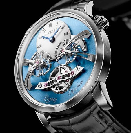 MB&F Legacy Machine 2 version platine