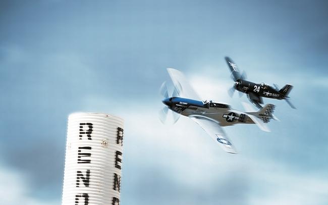 Reno Air Races avec Breitling